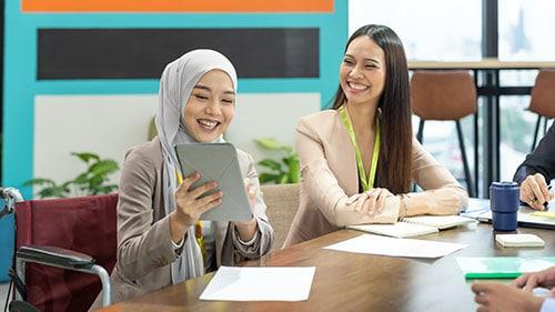 Kobiety Salesforce równość płci